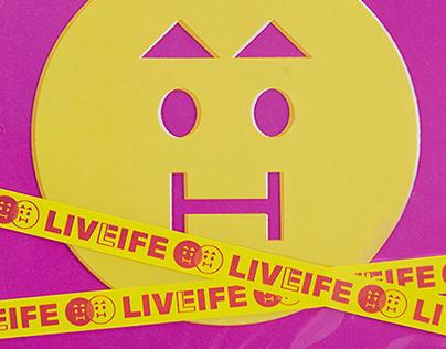 黃子佼 專輯 - Live & Life