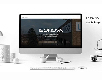 Isonova Web Design