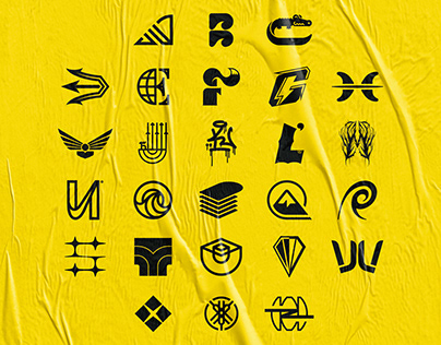 36 Days Of Type 2020 - Logo Alphabet