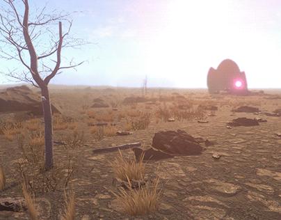 Desolation Burn VR