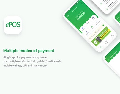 ePOS Payments app