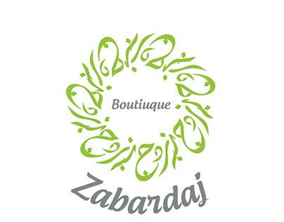 Zabardaj Boutique Logo concepts