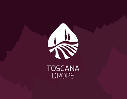Toscana Drops • Packaging