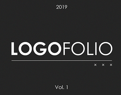 Logofolio - Volume 1