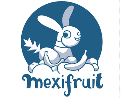 Mexifruit Logo, Brand Identity and Packaging Mockup