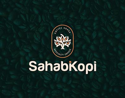 Sahabi Coffee - Logo Branding