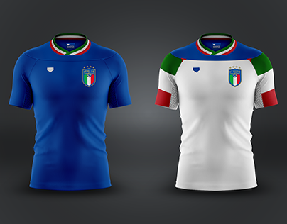 Italy National Team [home & Away]
