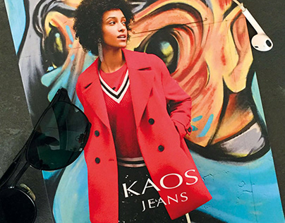 Kaos Jeans fall-winter 2018-19
