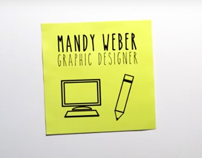 Mandy Weber–Graphic Designer
