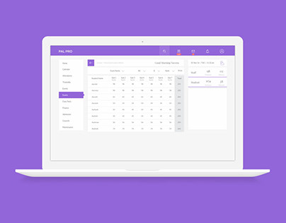 PalPro Learning Management System