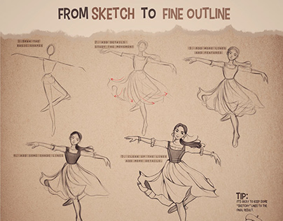 Sketching Tips and Tricks