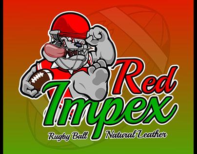 Rugby Ball logo