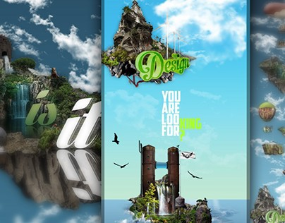 Parallax Scrolling Experiment