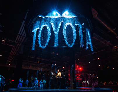 TOYOTA NATIONAL DEALER MEETING 2014