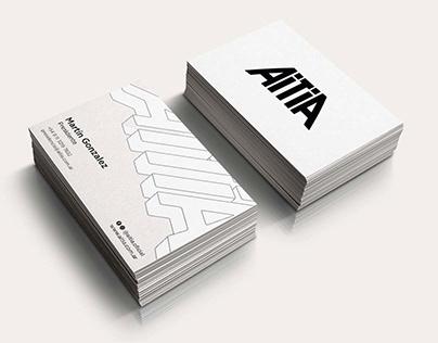 AITIA: Tarjetas personales