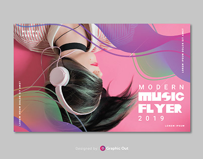 Music Flyer (Free Ai)
