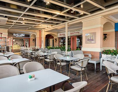 Artcaffe + Urban Burger - Galleria Mall