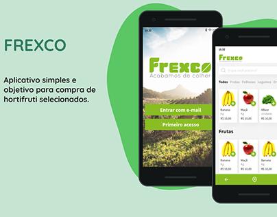 Desafio Frexco mobile