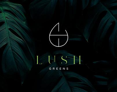 Branding | Lush Greens