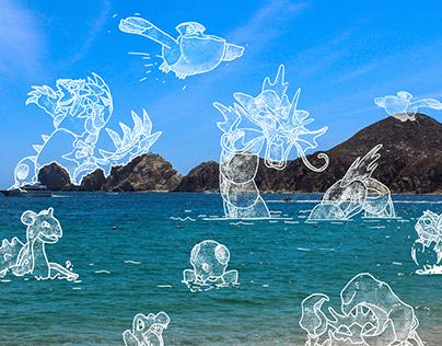 Pokemon Intervention // Invasion in Cabo