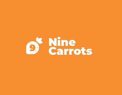 Nine Carrots Branding