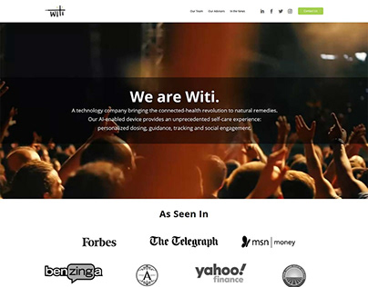 Witi - PSD to WordPress