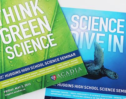 Acadia High School Science Seminar
