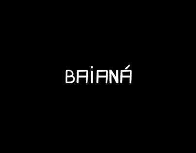 Baianá / Vídeo