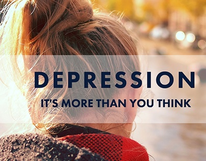 Depression: It's More Than You Think