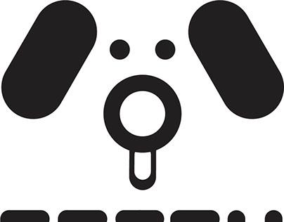 Fetch logo design