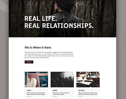 Lifeline: Web Design