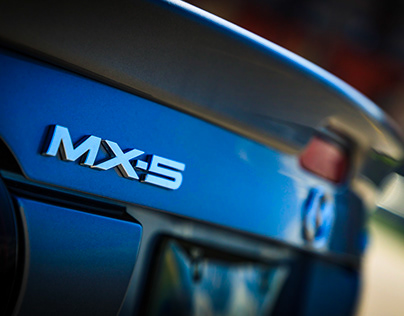 2004 Mazdaspeed MX5 Miata Shoot