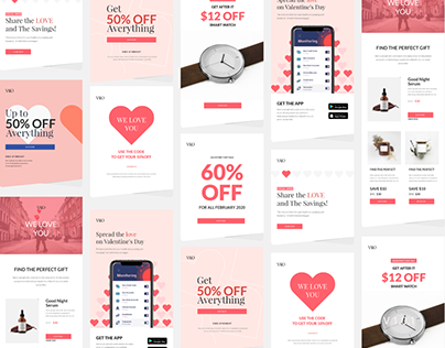 Valo Email Template