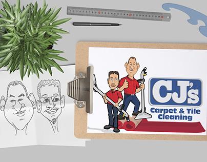 CJ's Logo Overhaul