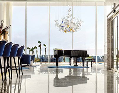 Piano room - Cyprus