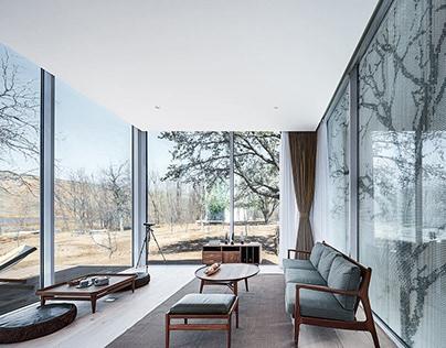 Stray Bird | Yellow River by Studio QI Architects