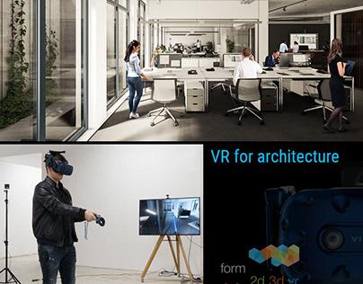 Virtual Reality Office Revitalisierung Weil im Dorf