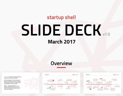 Slide Deck: Startup Shell