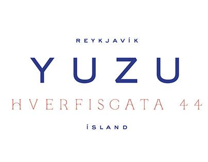 YUZU BURGER