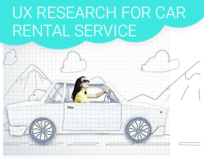 UX Research for Car Rental Service
