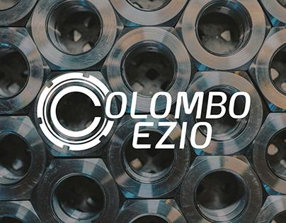 EZIO COLOMBO   Rebranding & web design