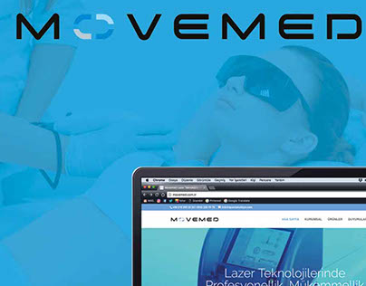 Movemed Web Design