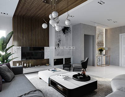 MA-Modern Apartment