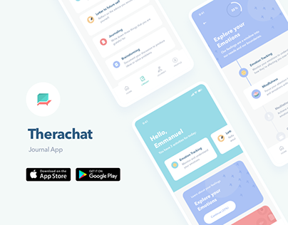 Therachat - Journal App