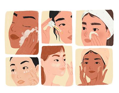 Beauty series