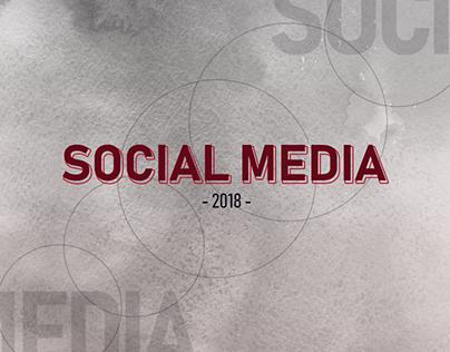 Social Media | 2018
