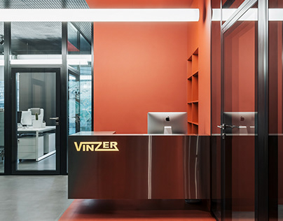 OFFICE VINZER IN KYIV