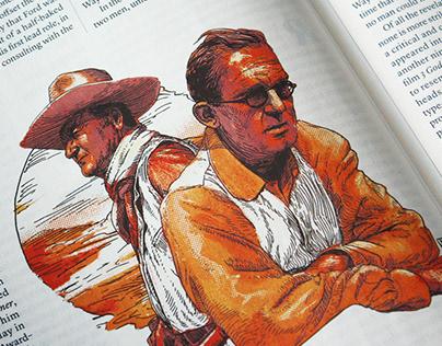 Illustration for The Atlantic