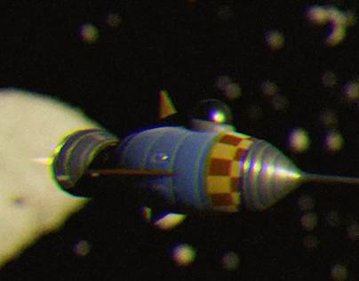 Rocket Flyby