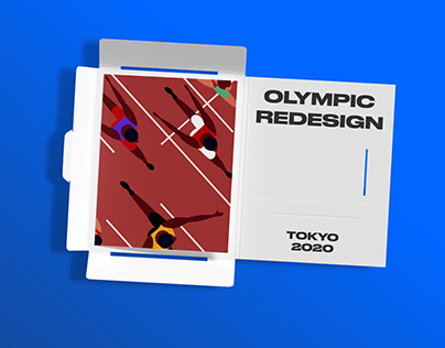 UX UI Concept - Olympic Games